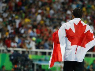 Rio 2016 via Team Canada social