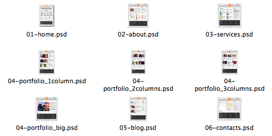 You changed your PSD files from your WP theme, now what?