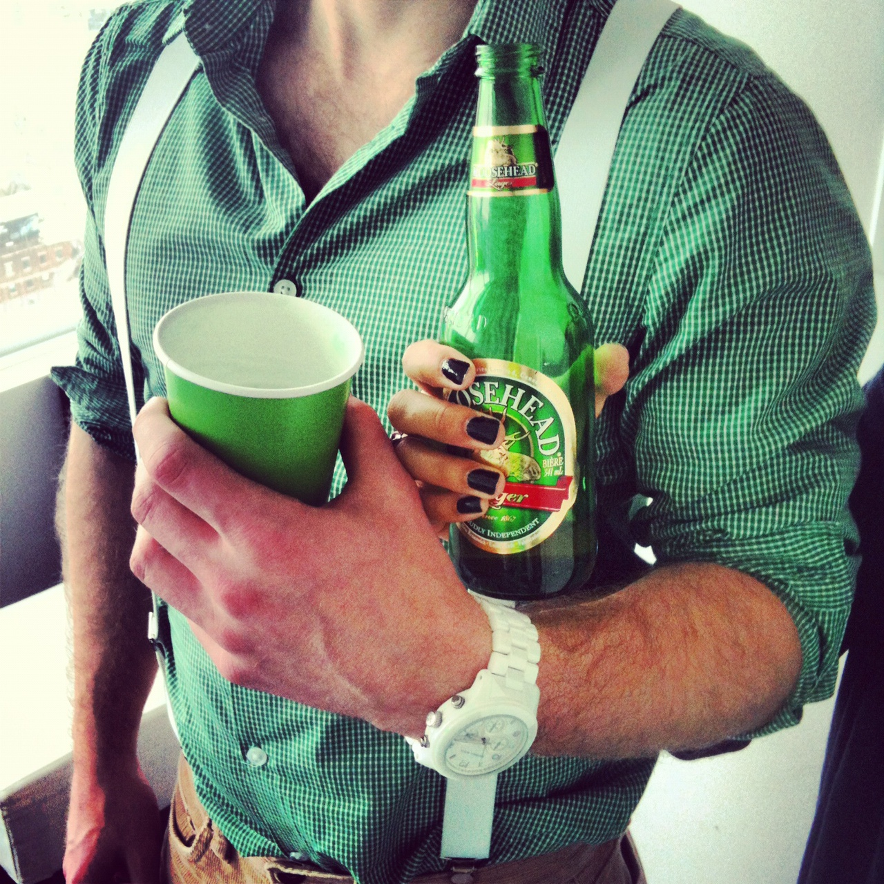 What Green Beer and Social Media have in Common